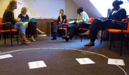 FAN Facilitation Training (Free Actors in Networks) (September 2012)